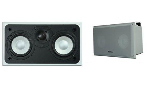VP10 In-wall Center Channel Speaker
