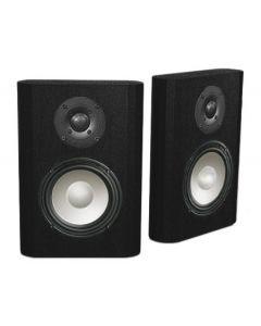 M3 On-Wall Speakers Black Oak