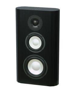 M5HP On-Wall Speaker Black Oak