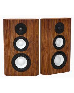 M5HP On-Wall Speakers Walnut Natural (pair) B-Stock