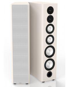 M80 High Powered Speakers Eggshell White (pair) B-Stock