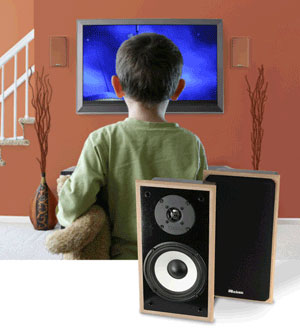 A good alternative to tv audio speakers