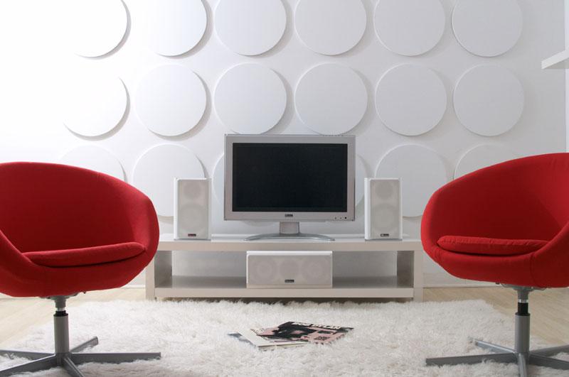 Speaker Placement in Rectangular Rooms